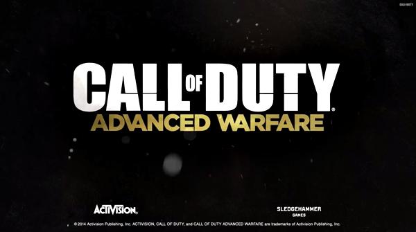 Cod Advanced Warfare