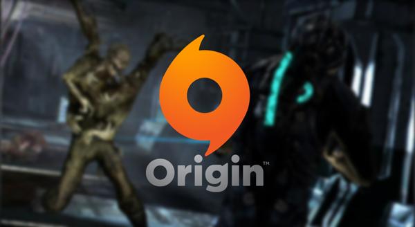 EA Origin Dead Space