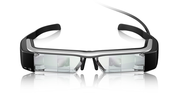 Epson Smart Glasses