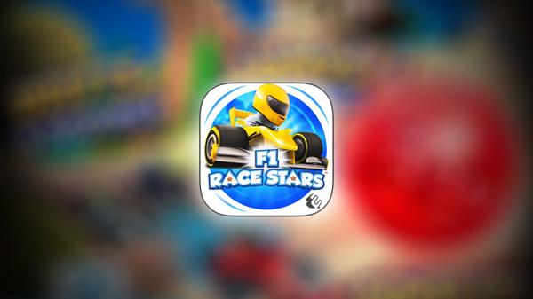 F1 Race Stars logo