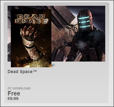 Free dead space