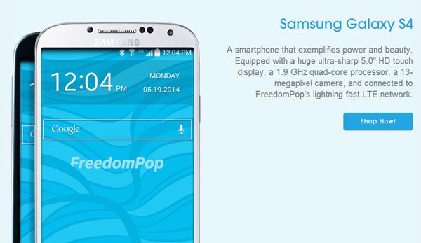 GS4 Freedompop