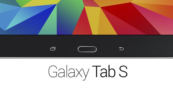 Galaxy Tab s logo