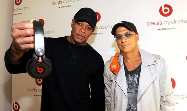 Dr  Dre And Jimmy Iovine To Become Apple Executives