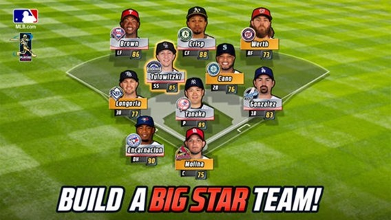 MLB Big Stars Baseball (2)