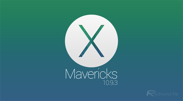 Mavericks OS X 1093 main