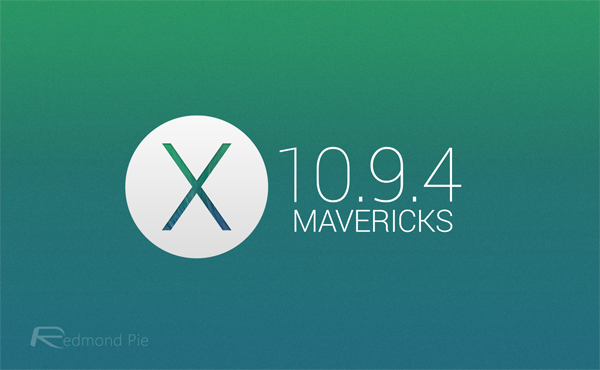 OS X Mavericks 1094