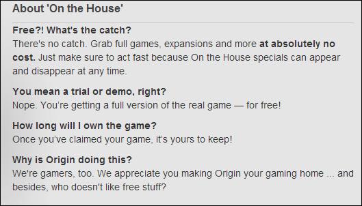 Original EA on the house