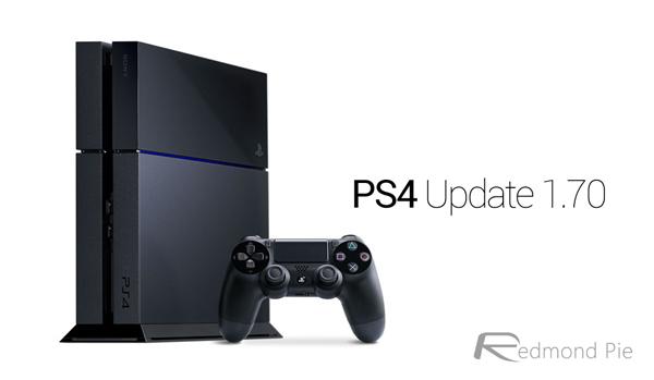PS4 Update 170