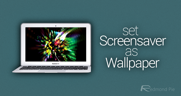 Screensaver Wallpaper OS X
