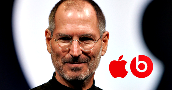 Steve Jobs Beats