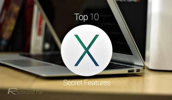 Top 10 OS X Features