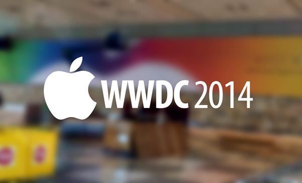 WWDC 14 Moscone