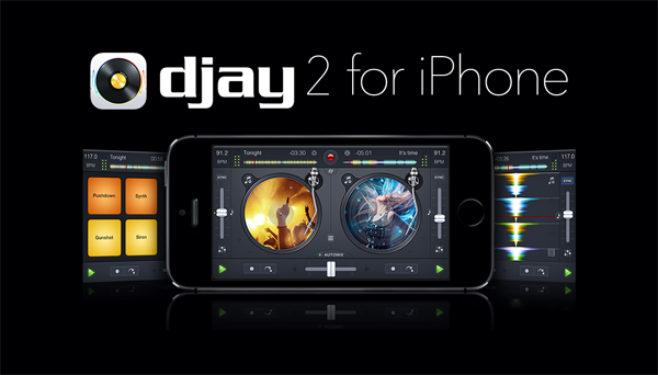 djay 2 for iPhone