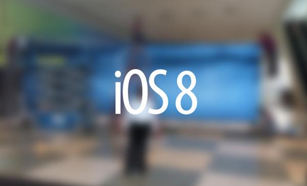 iOS 8 banner main