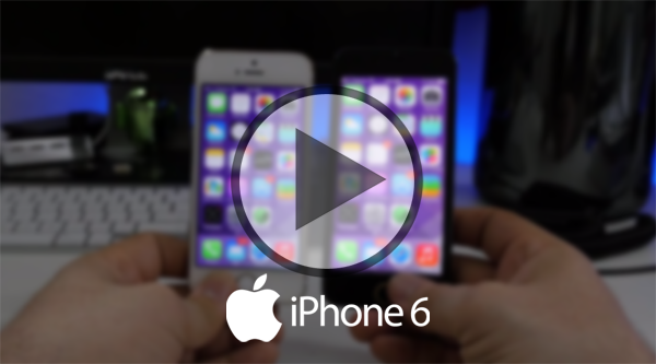 iPhone 6 iOS logo