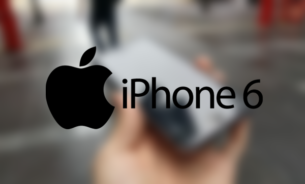 iPhone 6 logo dummy
