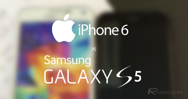 iPhone 6 vs GS5