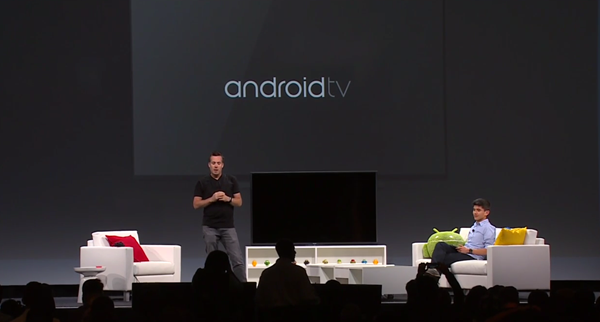 Android TV main