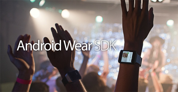 Android Wear SDK copy