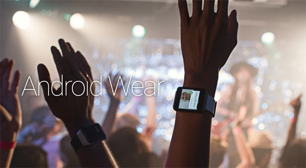 Android Wear concert