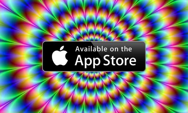App Store trippy