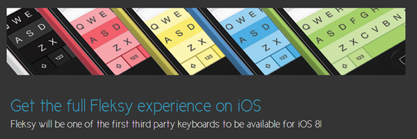 Flesky iOS 8