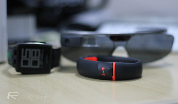FuelBand Glass