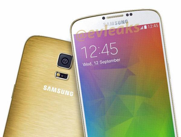 Galaxy F gold