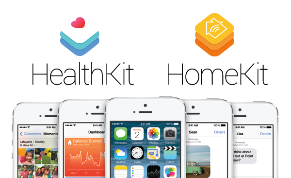 HealthKit HomeKit
