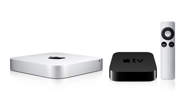 Mac mini Apple TV