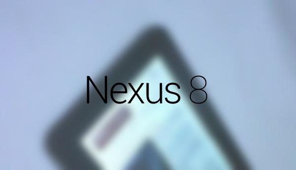 Nexus 8 main