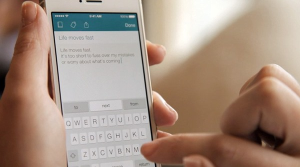 SwiftKey iOS 8