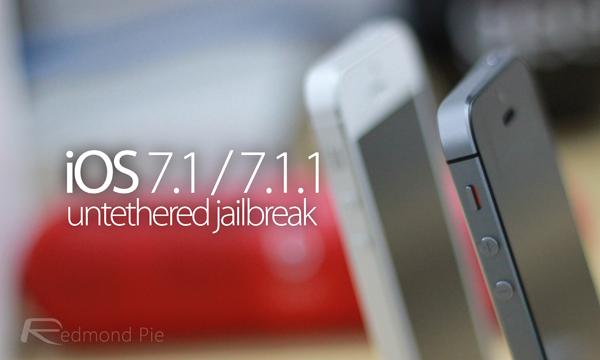 iOS 71 711 jailbreak untethered