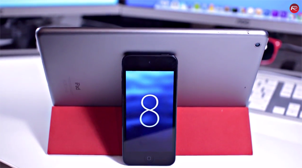 iOS 8 hands-on