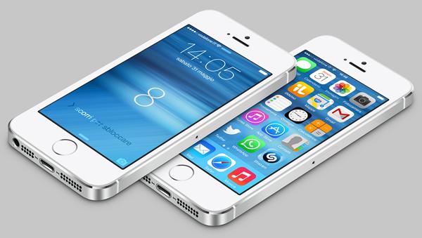 iOS 8 wall