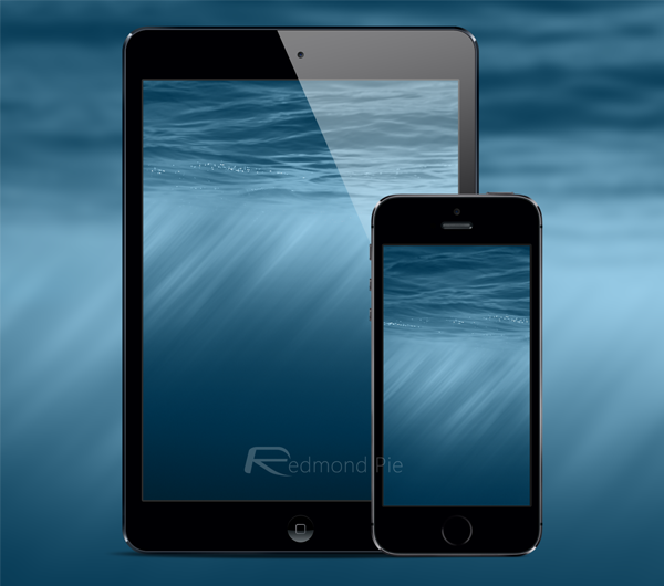 iOS 8 wallpaper iPhone iPad