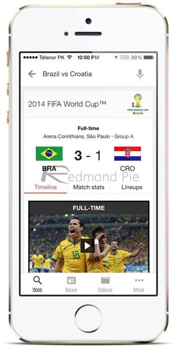 iOS worldcup espn