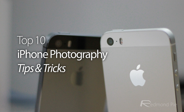 iPhone photos tips