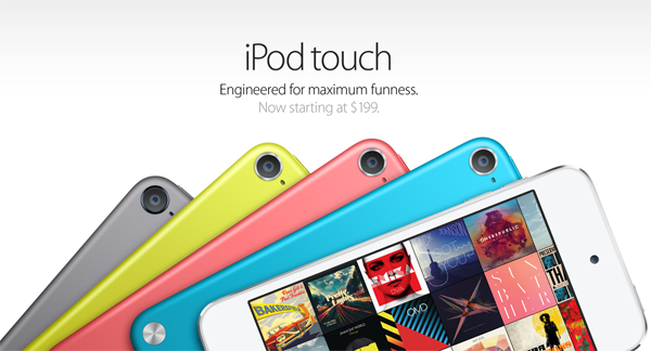 iPod touch 199