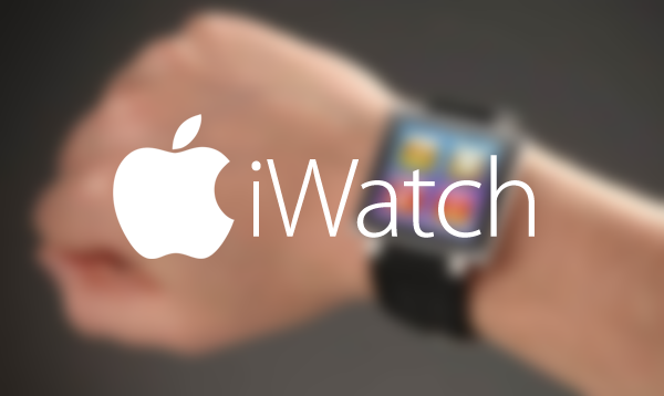 iWatch logo new main