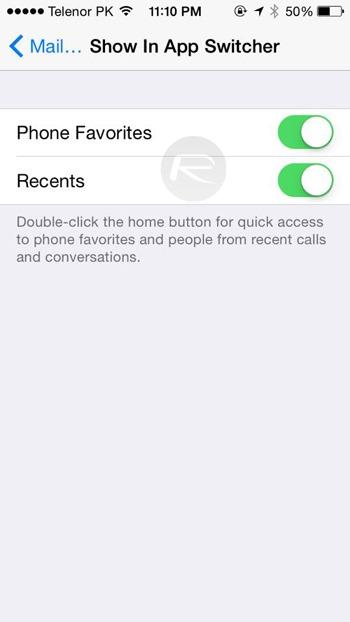 App Switcher