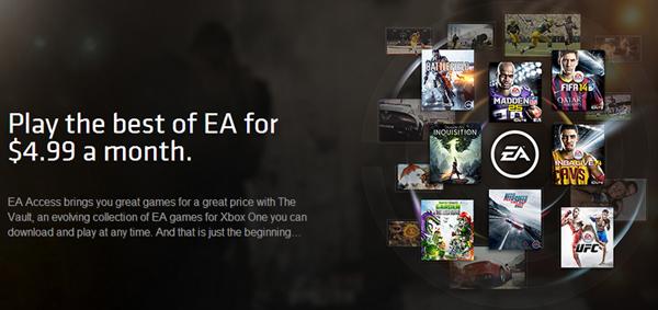 EA Access 1
