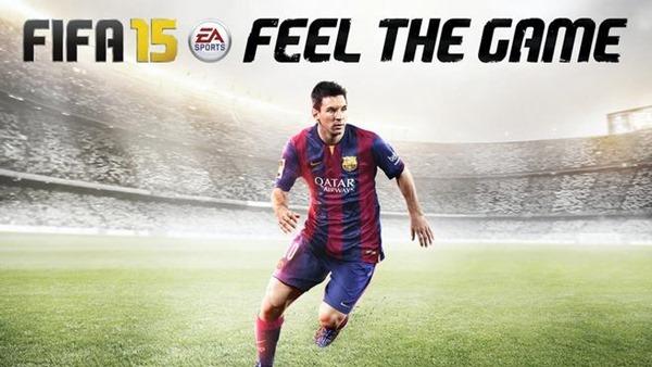 FIFA 15 main