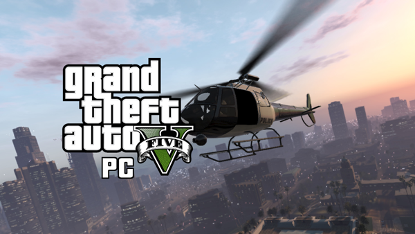 GTA 5 PC main