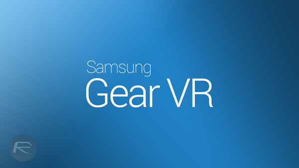 Gear VR logo main