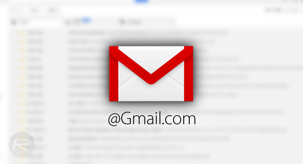 Gmail address main