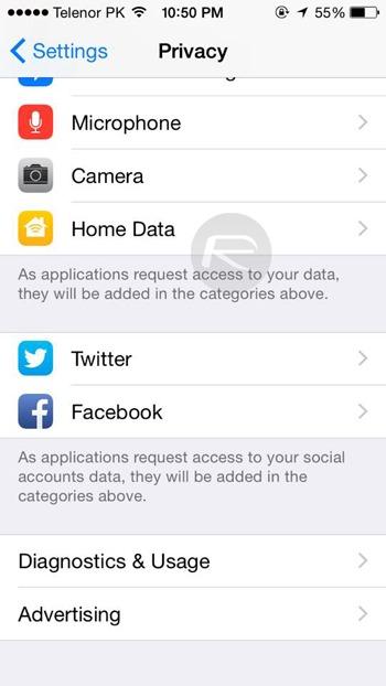 Home Data