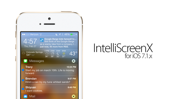 IntelliScreenX71