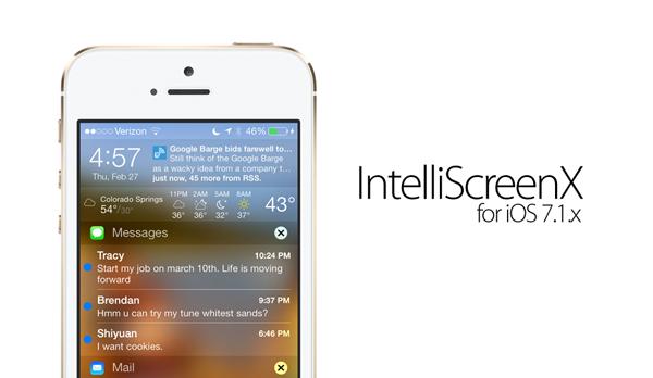 IntelliScreenX71